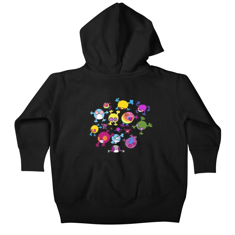 chemicals in the water Kids Baby Zip-Up Hoody by CoolStore