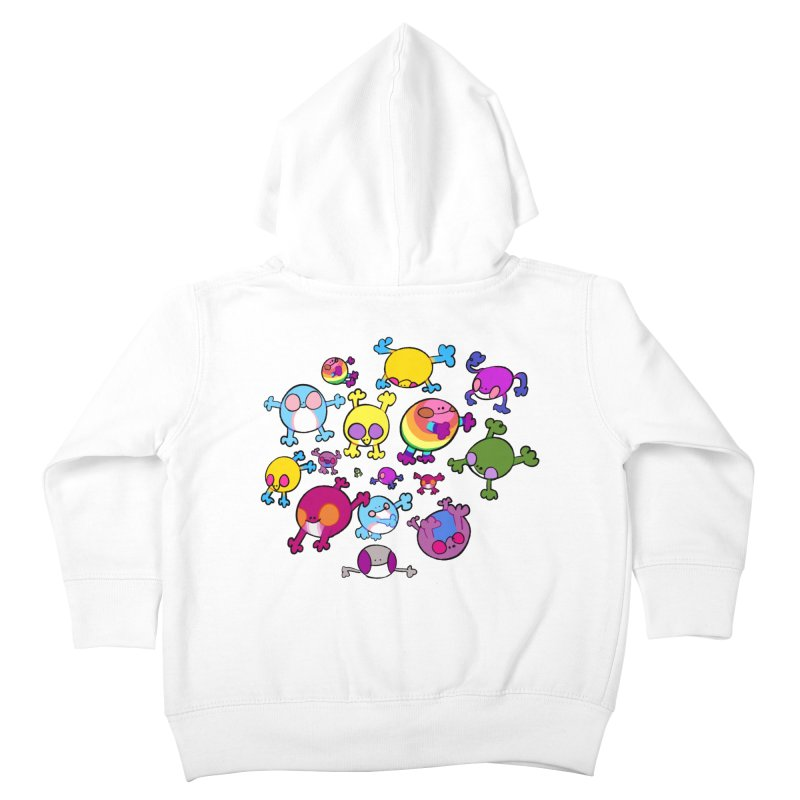 chemicals in the water Kids Toddler Zip-Up Hoody by CoolStore