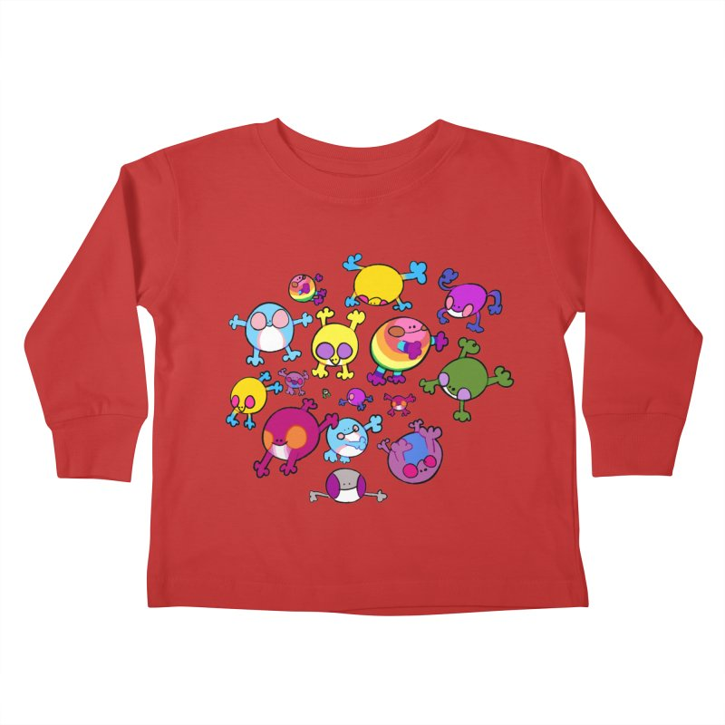 chemicals in the water Kids Toddler Longsleeve T-Shirt by CoolStore