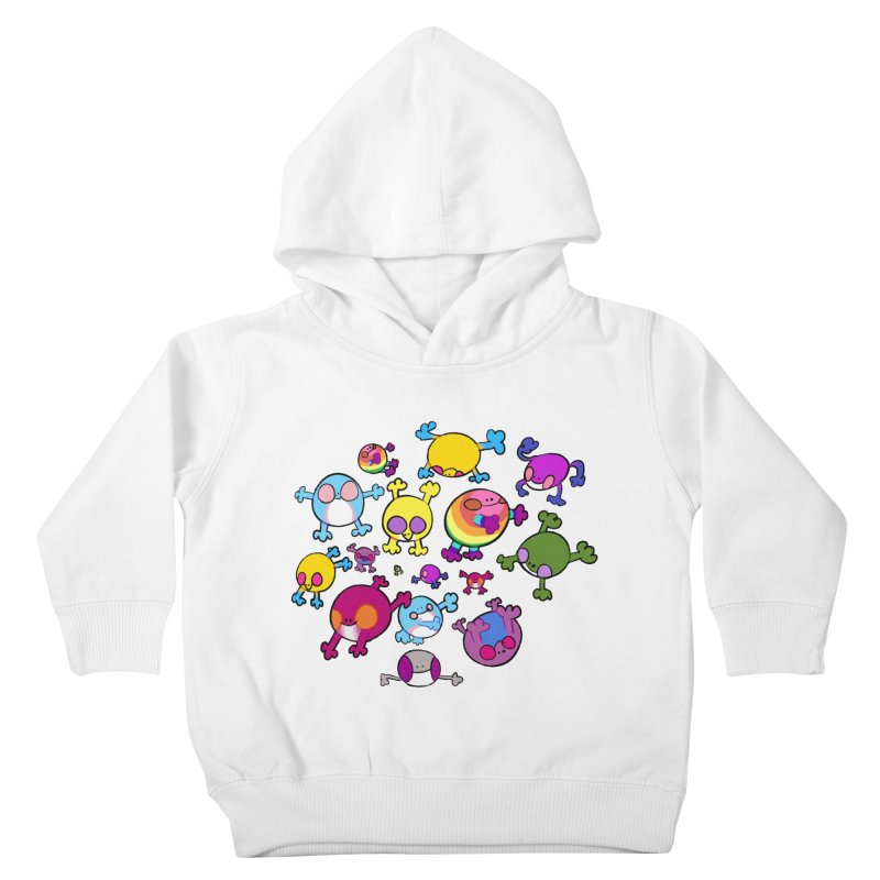 chemicals in the water Kids Toddler Pullover Hoody by CoolStore