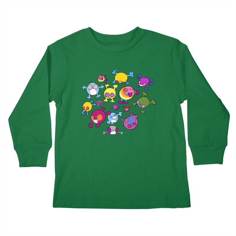 chemicals in the water Kids Longsleeve T-Shirt by CoolStore