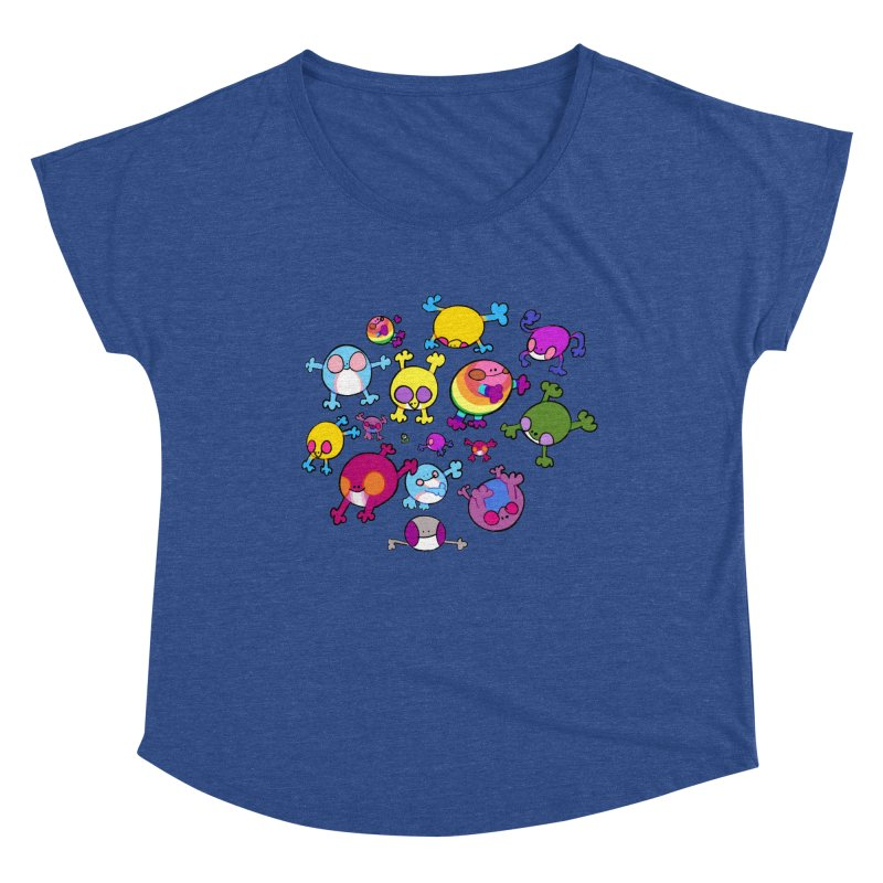 chemicals in the water Women's Scoop Neck by CoolStore