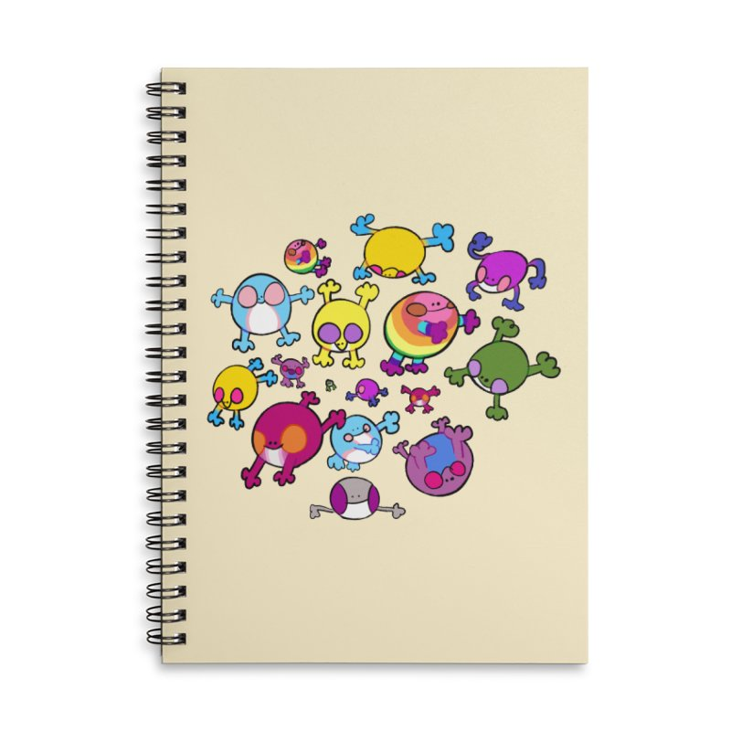 chemicals in the water Accessories Notebook by CoolStore