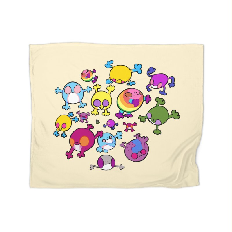 chemicals in the water Home Blanket by CoolStore