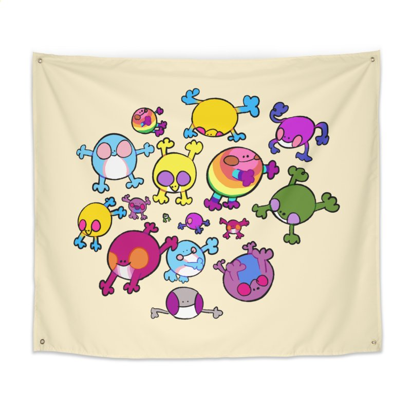chemicals in the water Home Tapestry by CoolStore