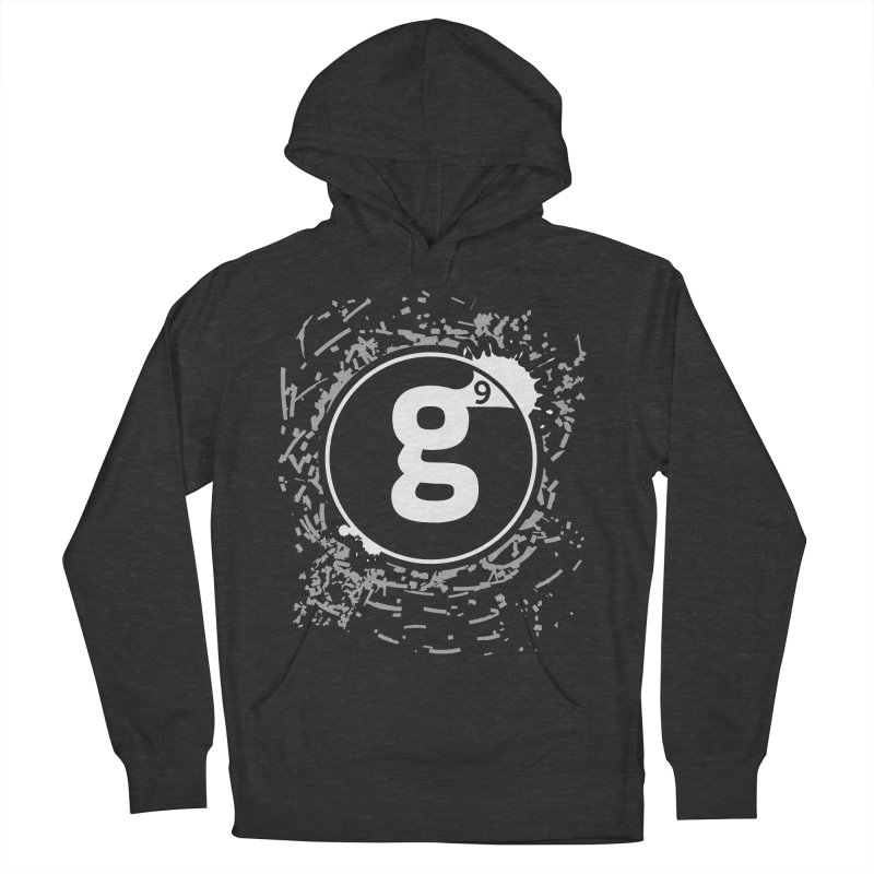 Gradient9 Shatter Women's French Terry Pullover Hoody by Gradient9 Studios Threadless Store