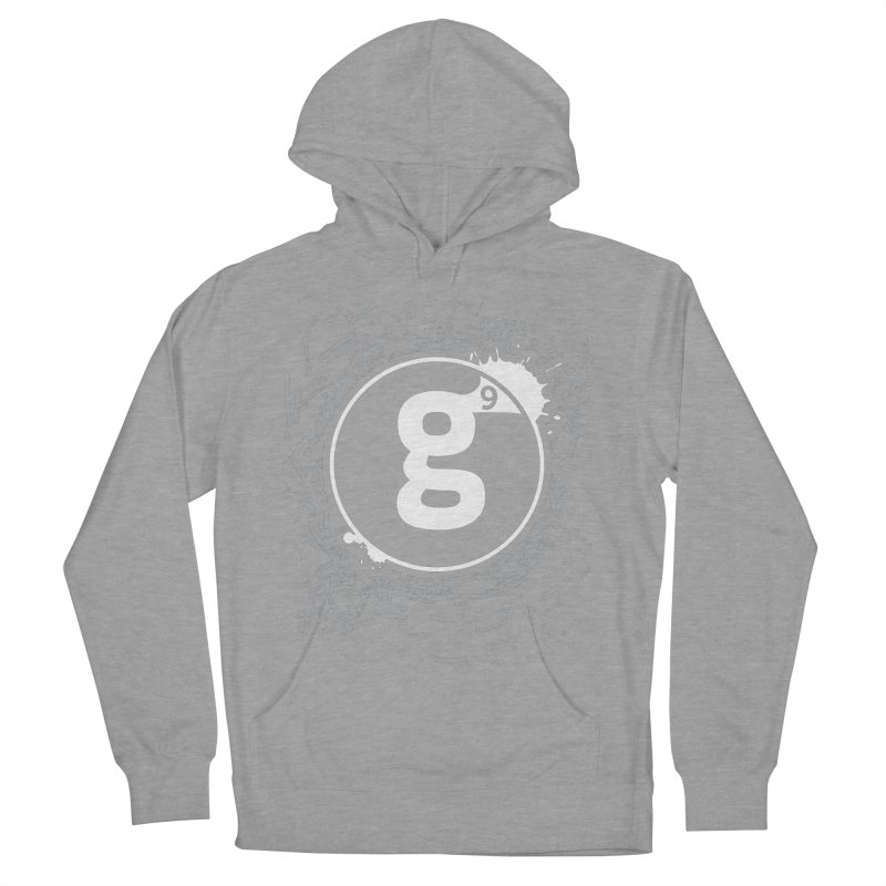 Gradient9 Shatter Men's French Terry Pullover Hoody by Gradient9 Studios Threadless Store