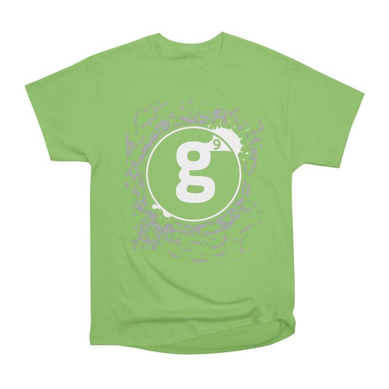 Gradient9 Shatter Men's Heavyweight T-Shirt by Gradient9 Studios Threadless Store