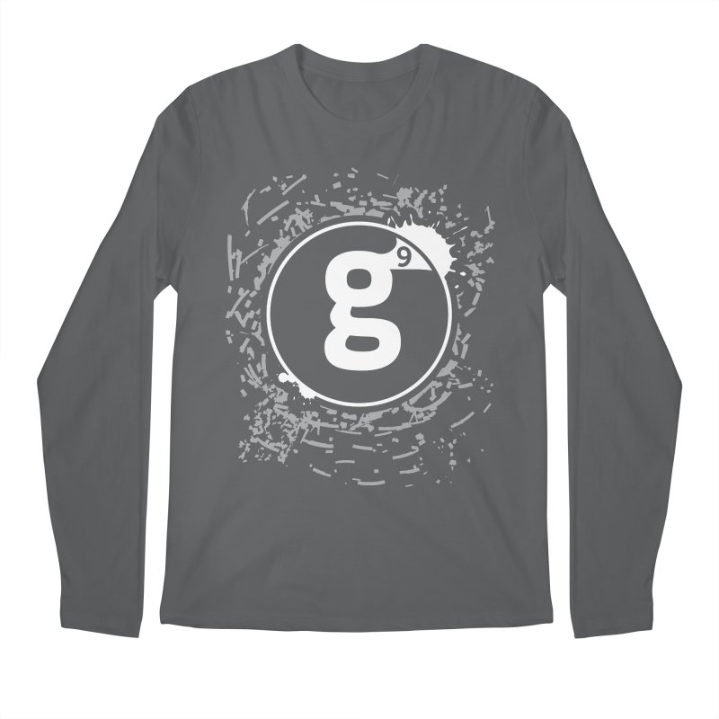 Gradient9 Shatter Men's Longsleeve T-Shirt by Gradient9 Studios Threadless Store