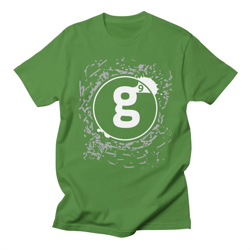 Gradient9 Shatter Men's Regular T-Shirt by Gradient9 Studios Threadless Store