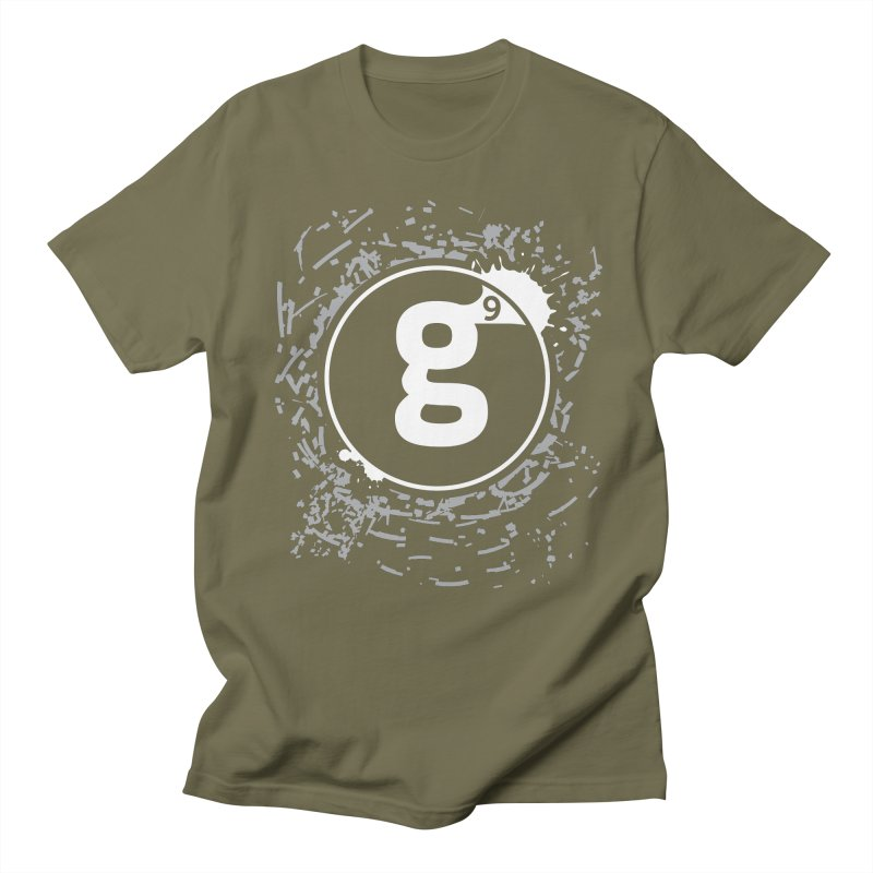 Gradient9 Shatter Men's Regular T-Shirt by Gradient9 Studios Threadless Store