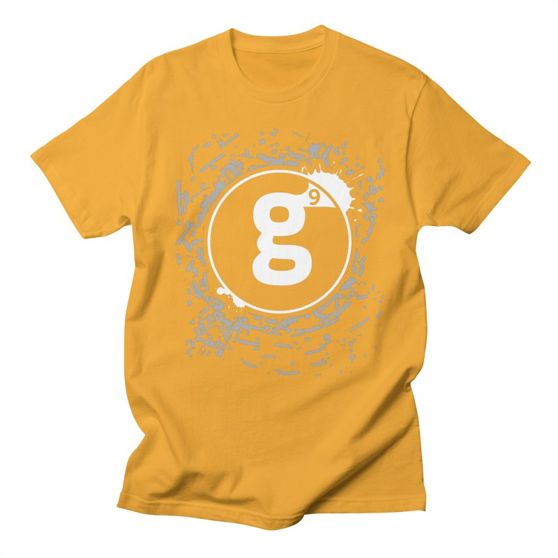 Gradient9 Shatter Men's T-Shirt by Gradient9 Studios Threadless Store