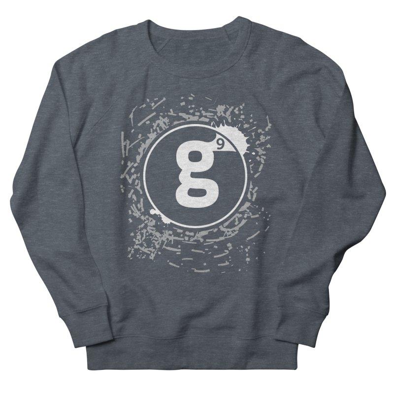 Gradient9 Shatter Women's French Terry Sweatshirt by Gradient9 Studios Threadless Store
