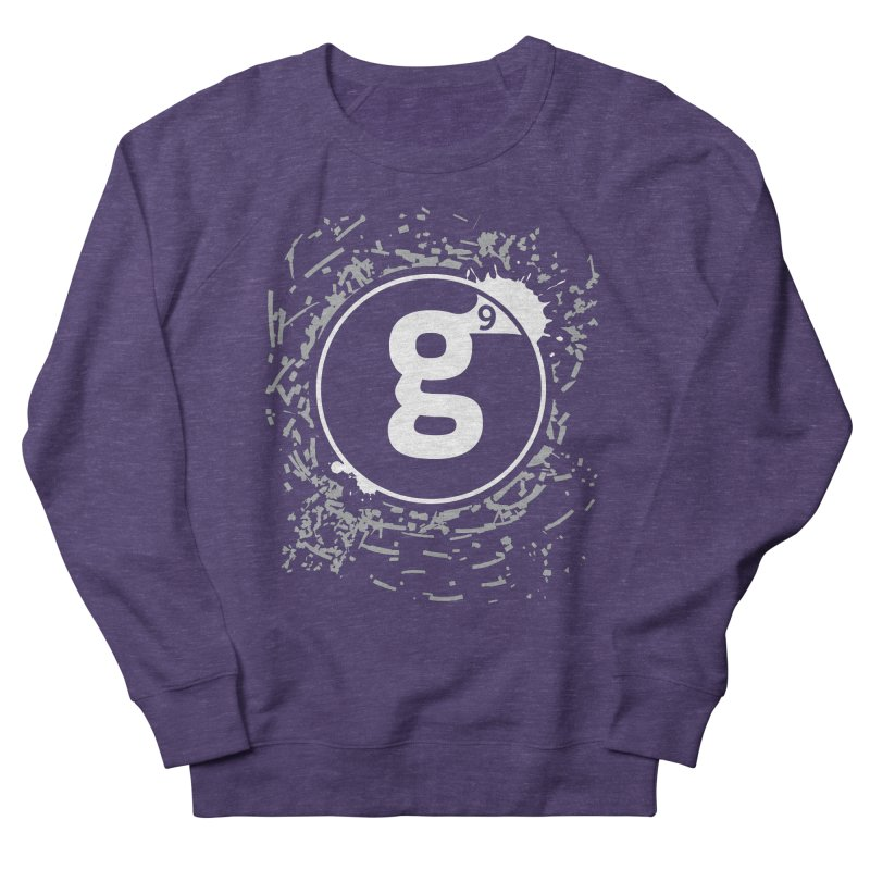 Gradient9 Shatter Men's French Terry Sweatshirt by Gradient9 Studios Threadless Store