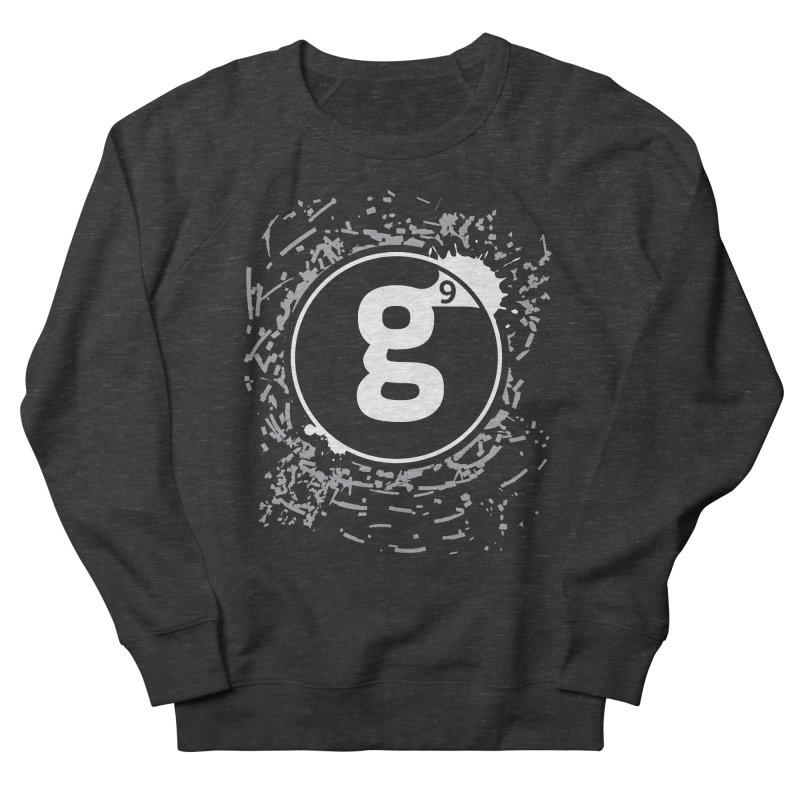 Gradient9 Shatter Men's French Terry Sweatshirt by Gradient9 Studios Threadless Store