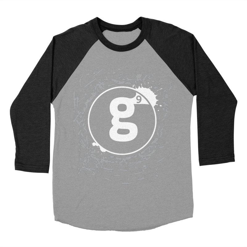 Gradient9 Shatter Men's Baseball Triblend Longsleeve T-Shirt by Gradient9 Studios Threadless Store