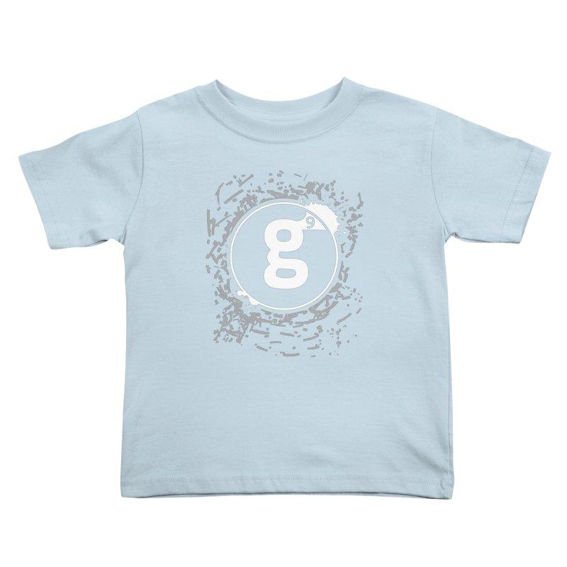 Gradient9 Shatter Kids Toddler T-Shirt by Gradient9 Studios Threadless Store