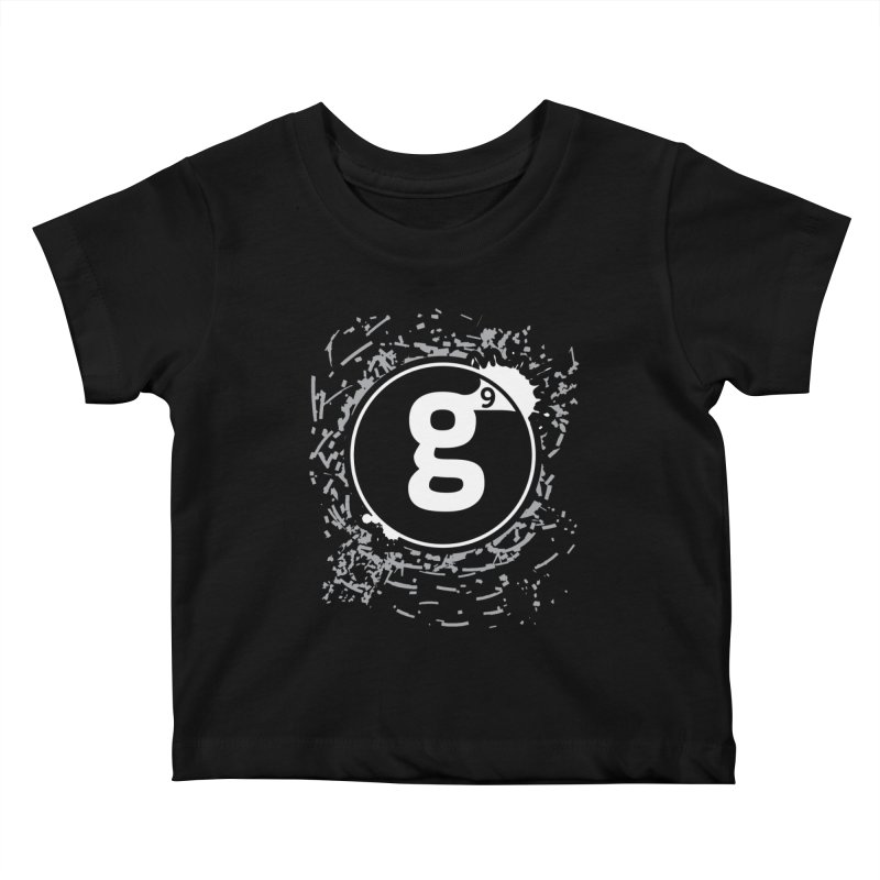 Gradient9 Shatter Kids Baby T-Shirt by Gradient9 Studios Threadless Store