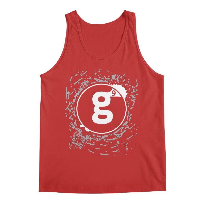 Gradient9 Shatter Men's Regular Tank by Gradient9 Studios Threadless Store