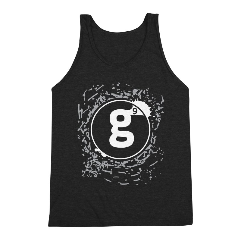 Gradient9 Shatter Men's Tank by Gradient9 Studios Threadless Store