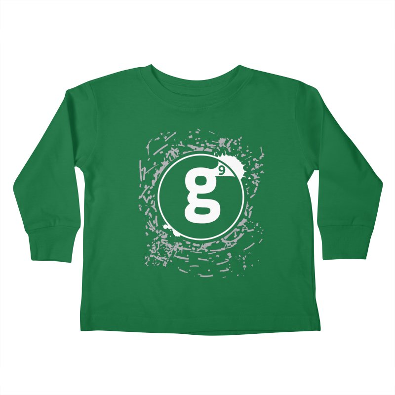 Gradient9 Shatter Kids Toddler Longsleeve T-Shirt by Gradient9 Studios Threadless Store