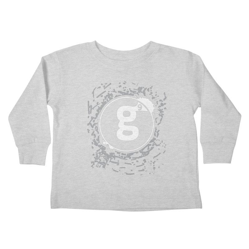 Gradient9 Shatter Kids Toddler Longsleeve T-Shirt by Gradient9 Studios Threadless Store