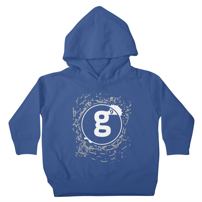 Gradient9 Shatter Kids Toddler Pullover Hoody by Gradient9 Studios Threadless Store