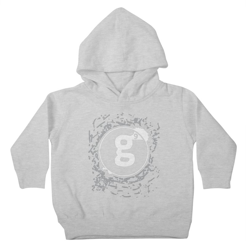 Gradient9 Shatter Kids Toddler Pullover Hoody by Gradient9 Studios Threadless Store