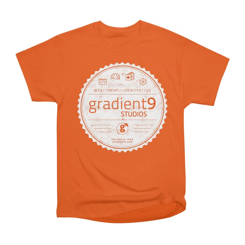Gradient9 Badge Men's T-Shirt by Gradient9 Studios Threadless Store