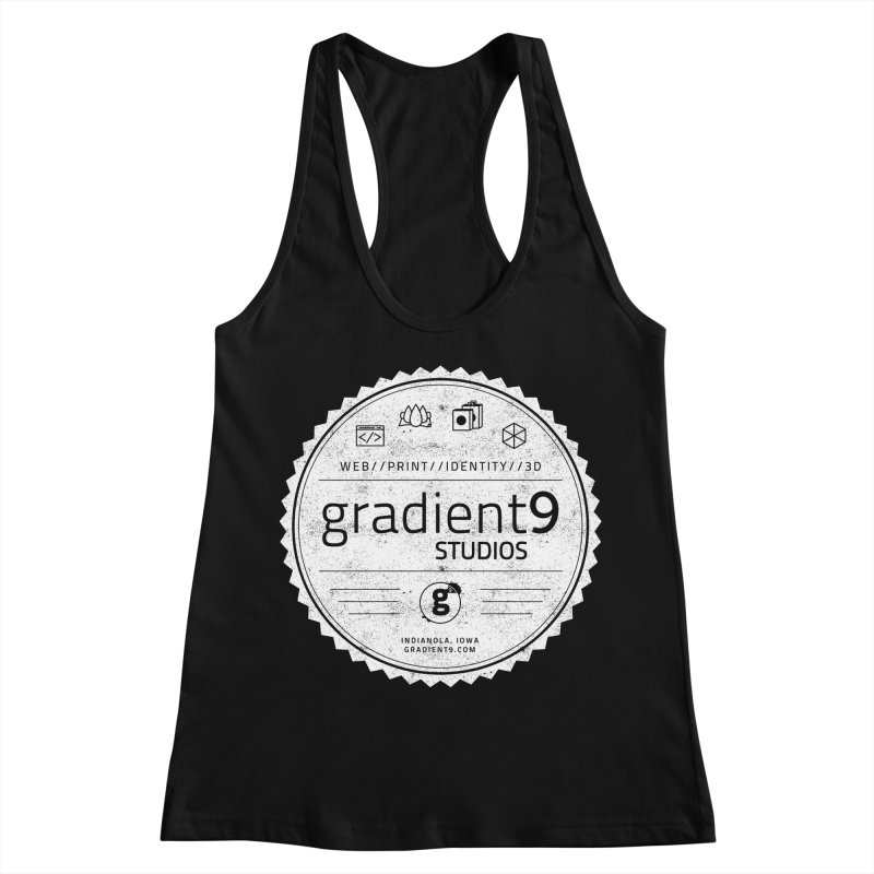 Gradient9 Badge Women's Tank by Gradient9 Studios Threadless Store