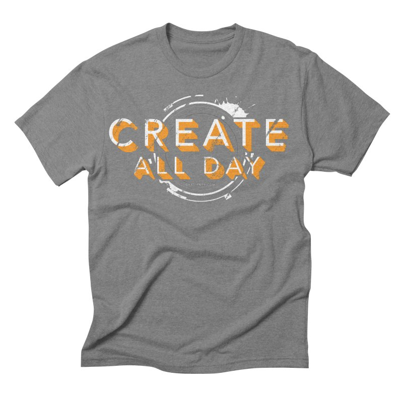 Create All Day by Gradient9 Studios Threadless Store