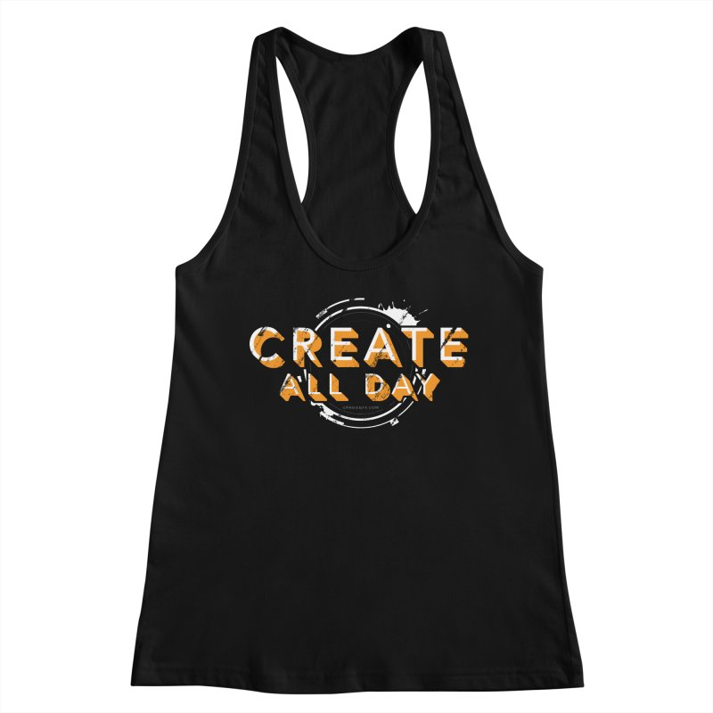 Create All Day Women's Tank by Gradient9 Studios Threadless Store