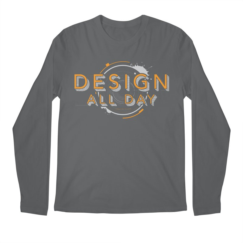 Design All Day Men's Longsleeve T-Shirt by Gradient9 Studios Threadless Store