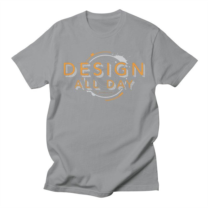 Design All Day Men's Regular T-Shirt by Gradient9 Studios Threadless Store
