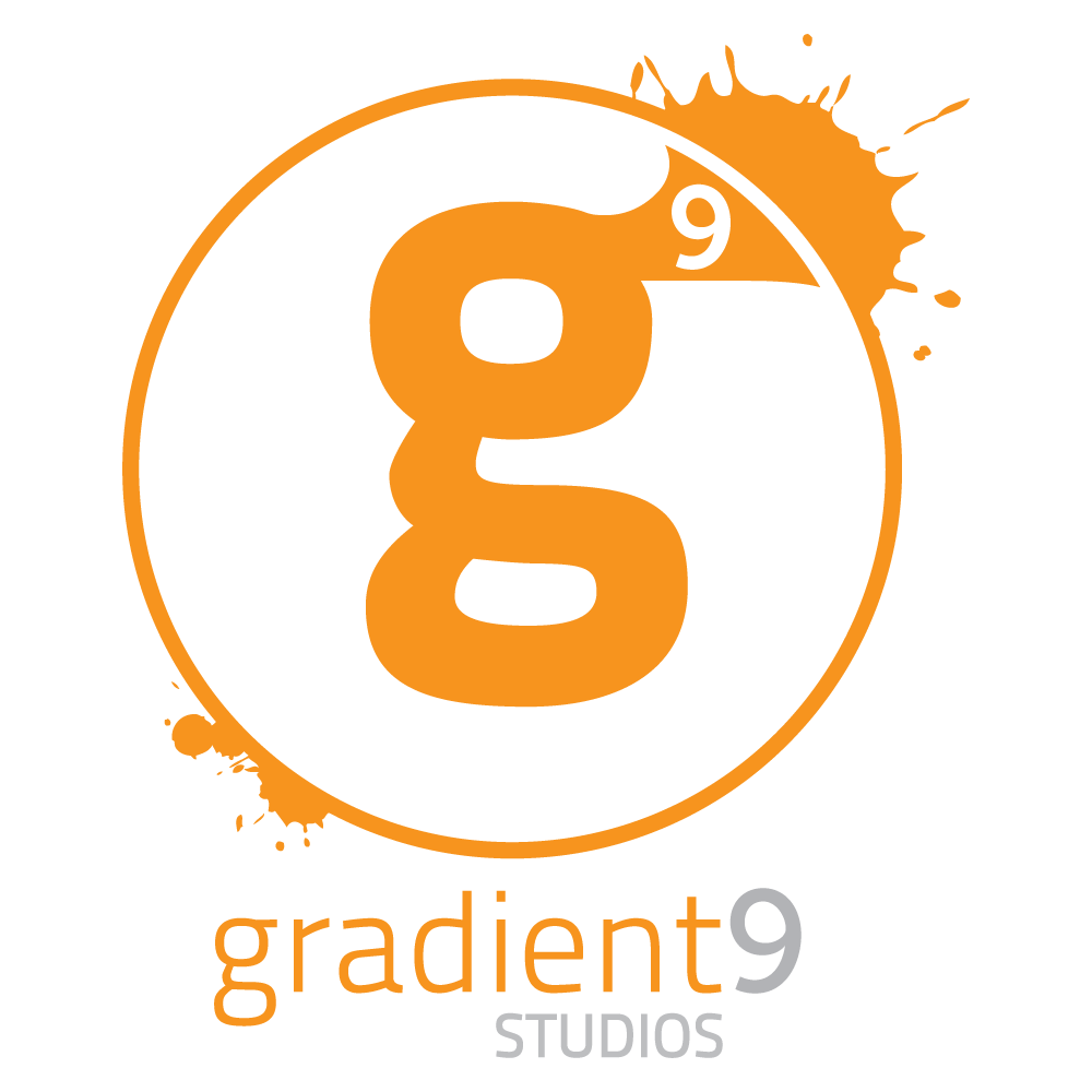 Gradient9 Studios Threadless Store Logo