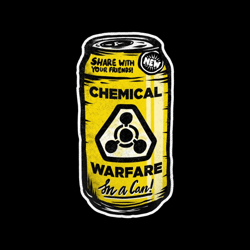 Chemical Warfare  by Graeme Voigt