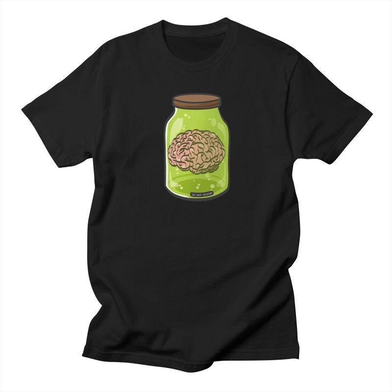 Do Not Shake! Men's T-shirt by Graeme Voigt