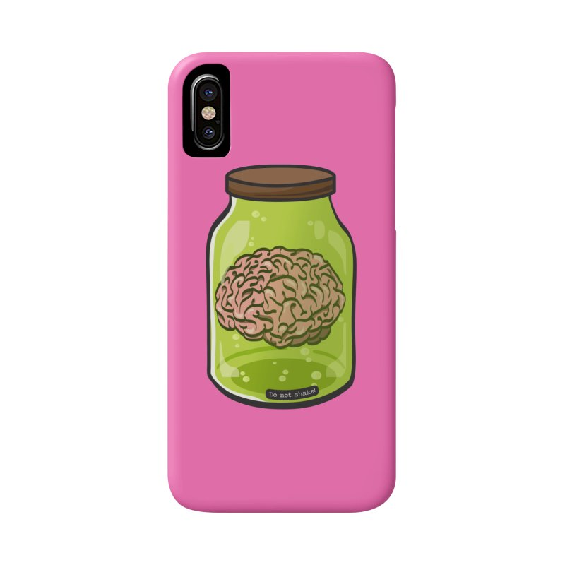 Do Not Shake! Accessories Phone Case by Graeme Voigt