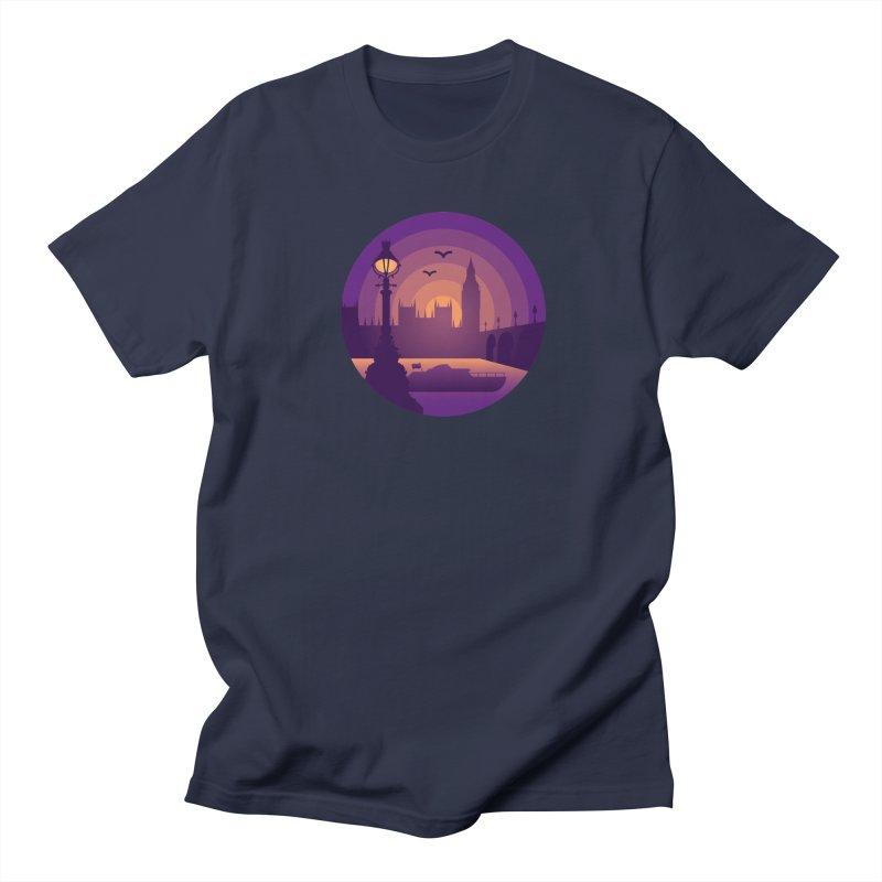 London Men's T-Shirt by Graeme Voigt