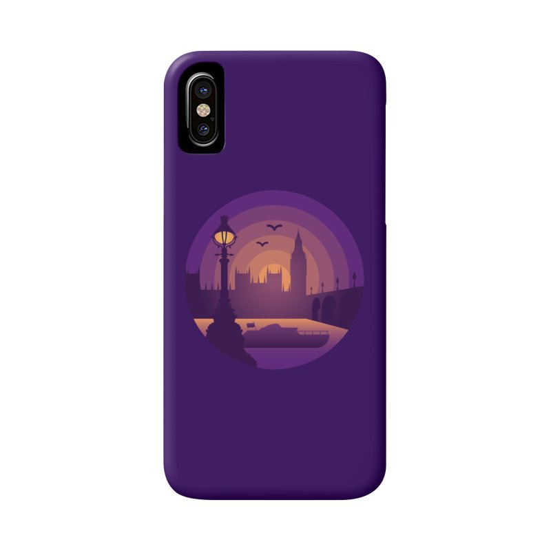 London Accessories Phone Case by Graeme Voigt