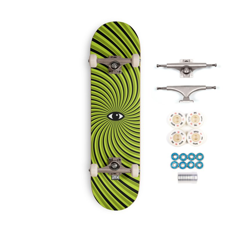 Tired Accessories Complete - Premium Skateboard by Graeme Voigt