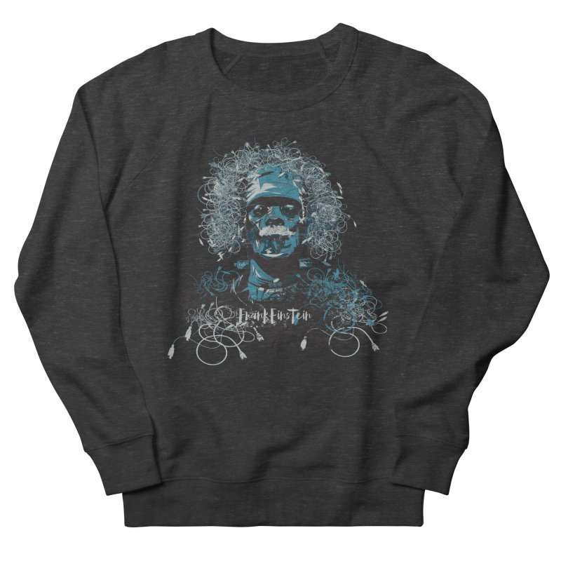 Frank Einstein Women's Sweatshirt by grafismo's Artist Shop