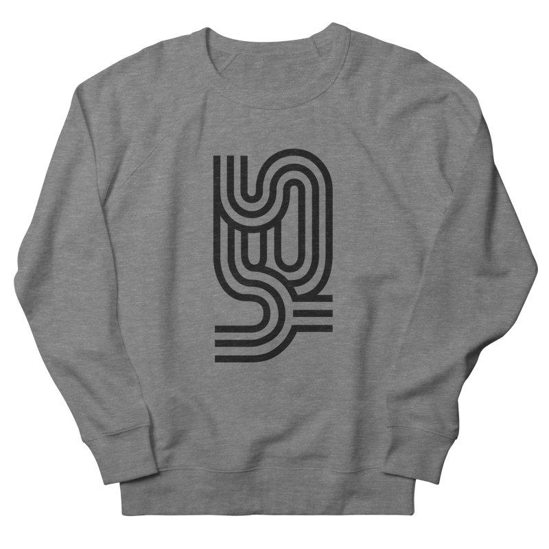 Yes Cool Typo |Black Design Women's Sweatshirt by GRAFIXD'S SHOP