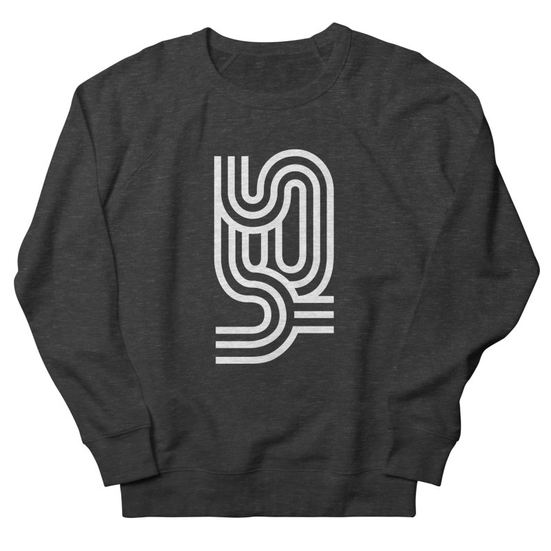 Yes Cool Typo  White Design Women's Sweatshirt by GRAFIXD'S SHOP