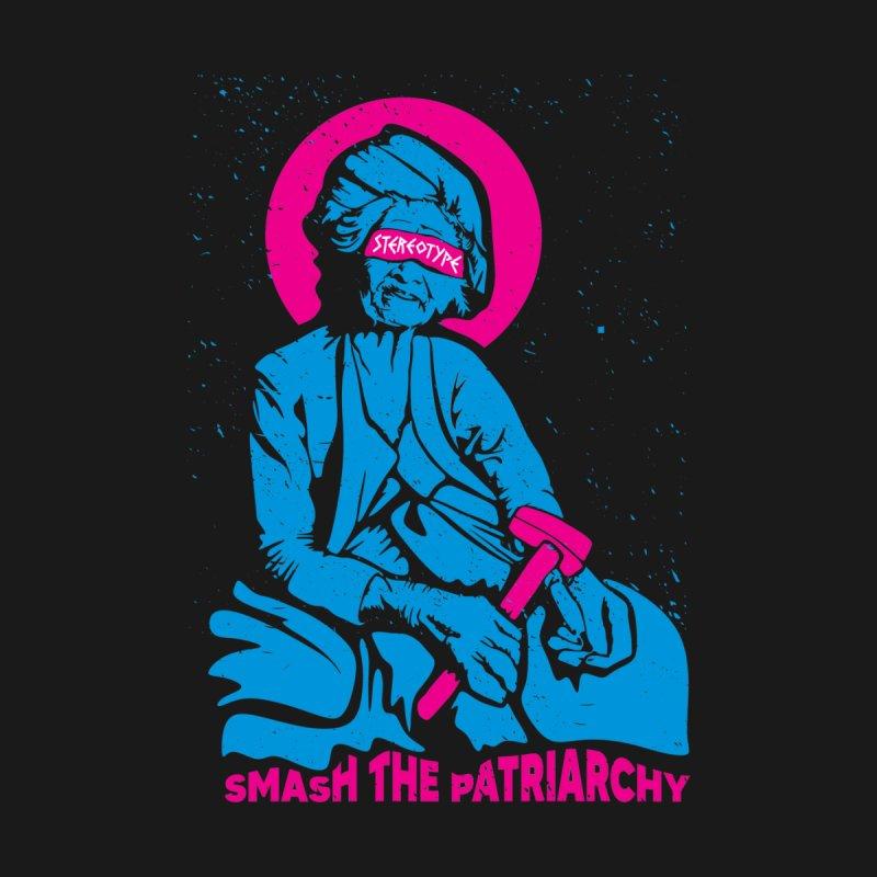 LET'S SMASH THE PATRIARCHY Men's T-Shirt by grafixo's Artist Shop