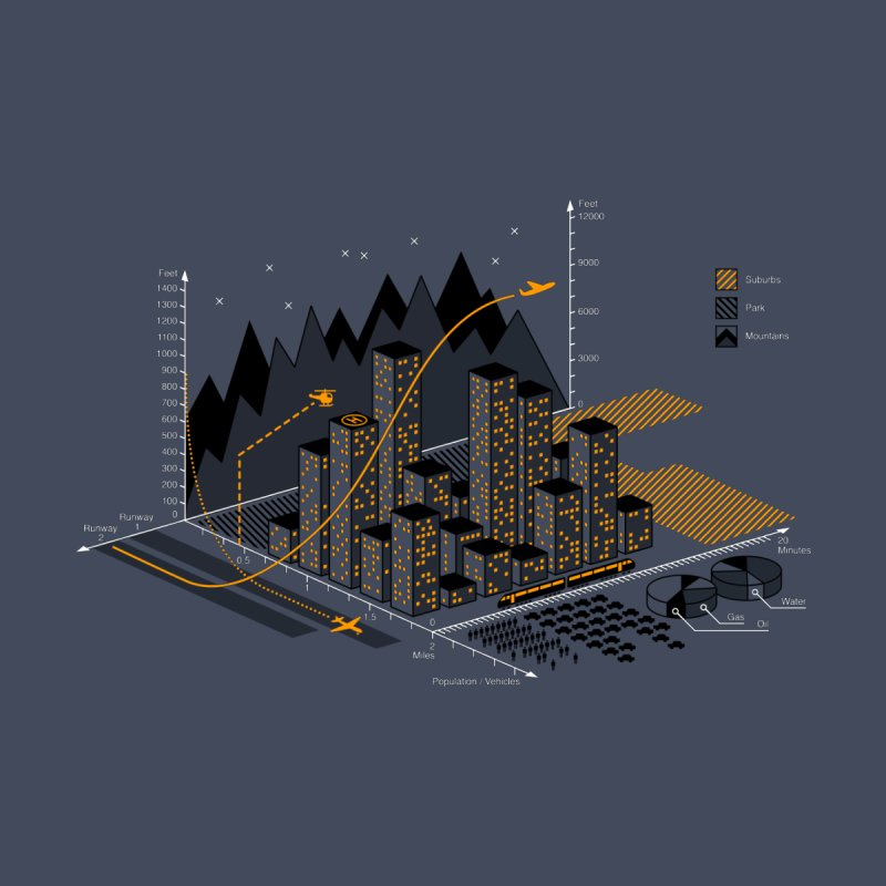 Stat City by Graham Dobson