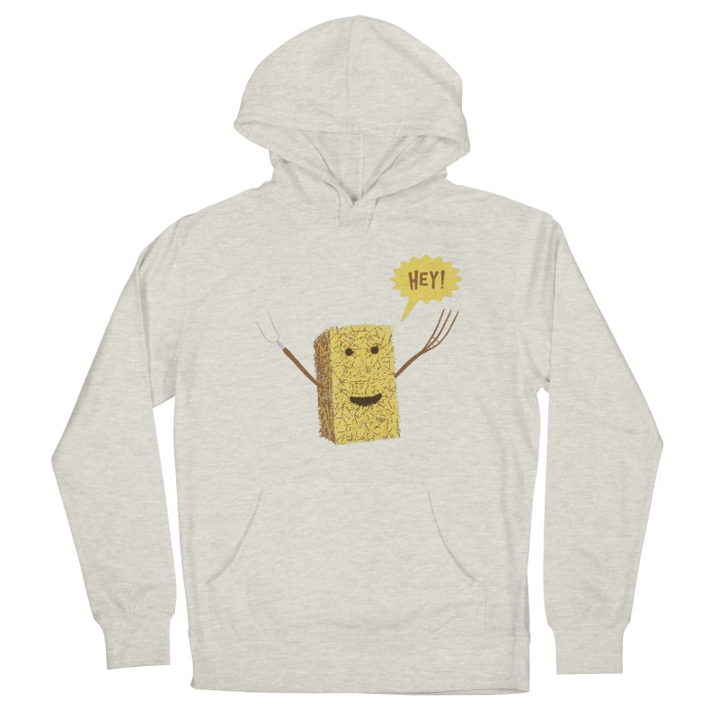 Hey! Women's Pullover Hoody by Graham Dobson