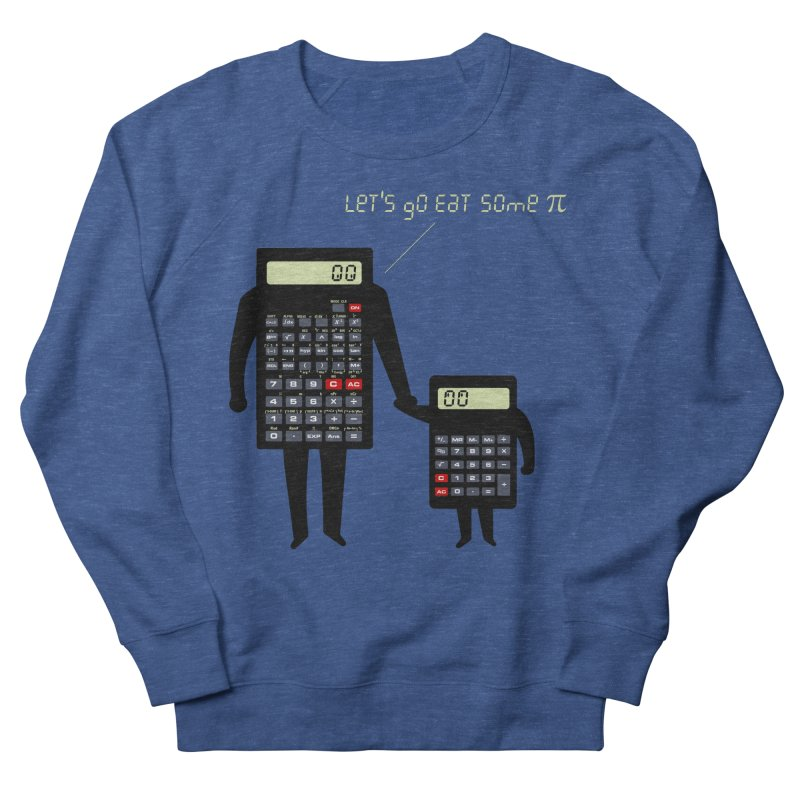 Let's go eat some pi Men's Sweatshirt by Graham Dobson