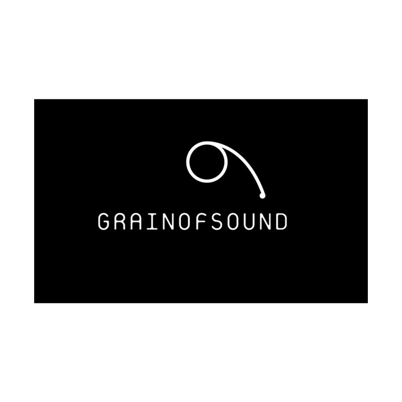 GOS logo Men's T-Shirt by Grain of Sound Merchandise
