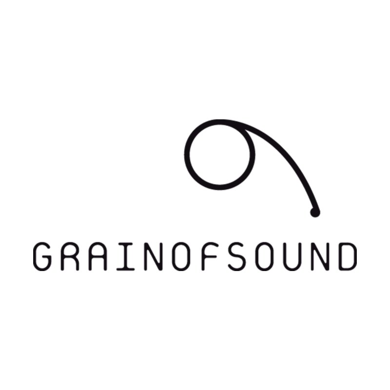 GOS white None  by Grain of Sound Merchandise